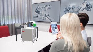 Augmented-Reality-Visualisierung