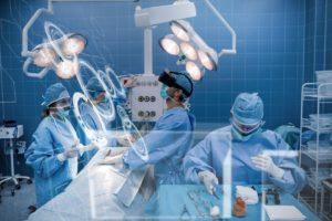 Leitfaden zu VR und AR vom Digitalverband Bitkom: Anwendungen in der Medizin
