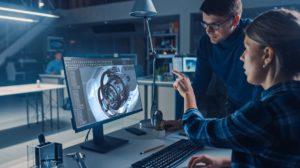 Künstliche Intelligenz im Maschinenbau