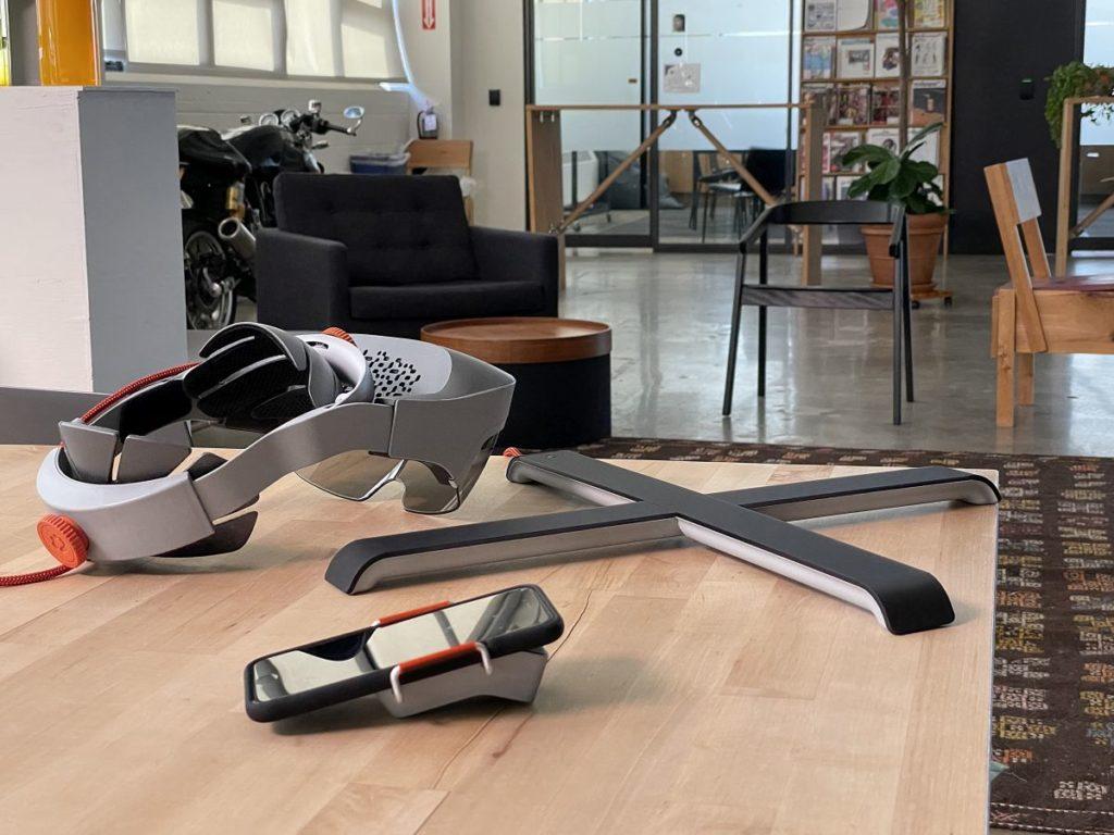 Holografische Zusammenarbeit: Campfire stellt Lösung für Workflows in Design und Konstruktion vor.
