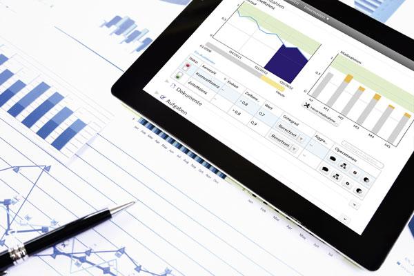 Mit dem Metrics Framework der CIM-Database-10-Plattform lassen sich Prozess- und Produktverbesserungen im Unternehmen systematisch messen und steuern.