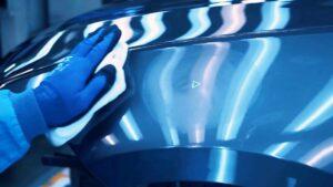 AR-Projektionssystem von Extend3D auf der Blechexpo