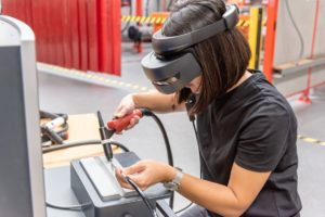 Schweißausbildung: Qualitätssteigerung und Kostenreduktion durch Simulator-Einsatz