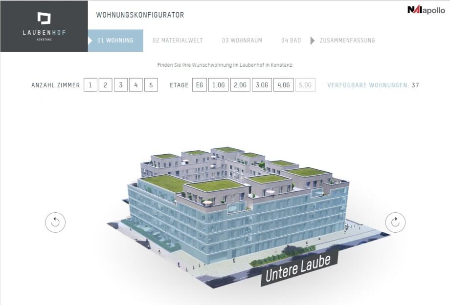 Immobilien: Der virtuelle Blick in die Zukunft