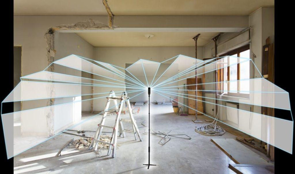 Baustelle digitalisieren: 3D-Workroom ermöglicht virtuelle Rundgänge und Zeitreisen
