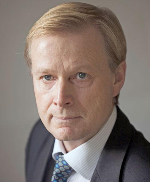 Dr. Roland Drewinski, Mitglied der Geschäftsleitung von CONTACT Software.