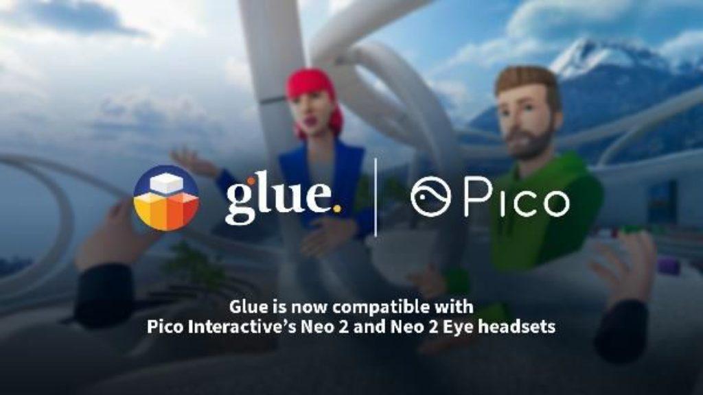 VR-Meetings mit Pico Interactive und Glue