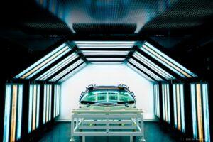 Windschutzscheibe mit holografischen Elementen