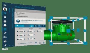 Arbeitsanleitungen in der Industrie und im Anlagenbau mit digitalem Zwilling und IoT-Verknüpfung