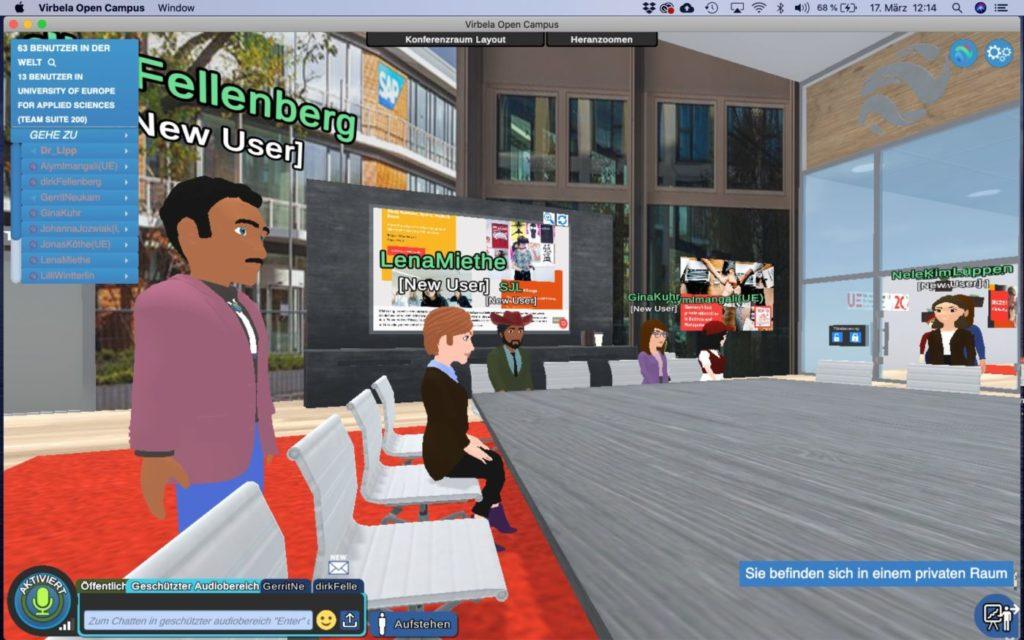 Virtual-Reality-Formate für die Lehre