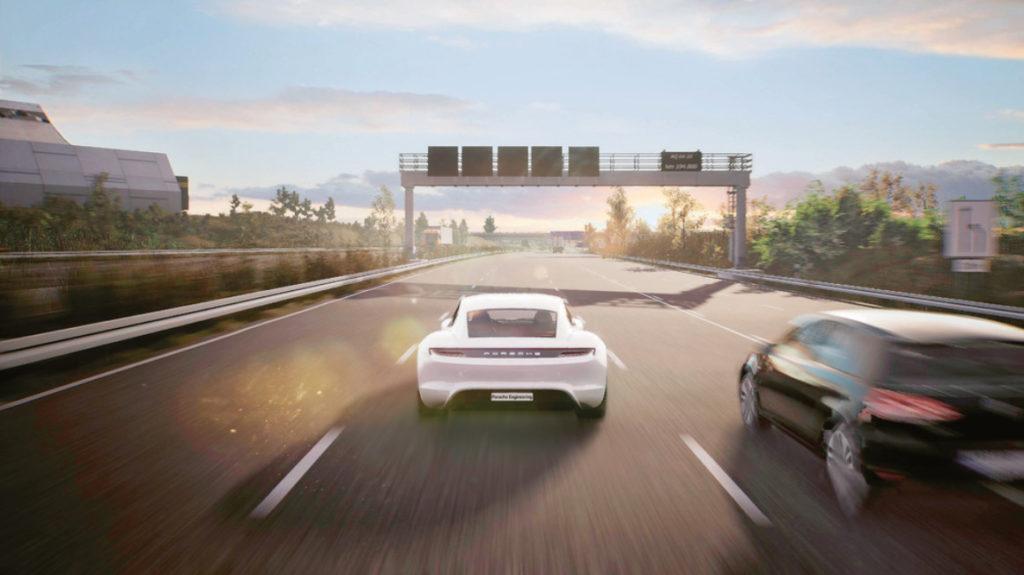 Game Engines für die Automobilbranche: So beschleunigt Porsche Produktentwicklung und Prototyping.